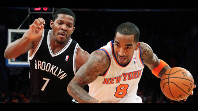 J.R. Smith y Joe Johnson_31484989