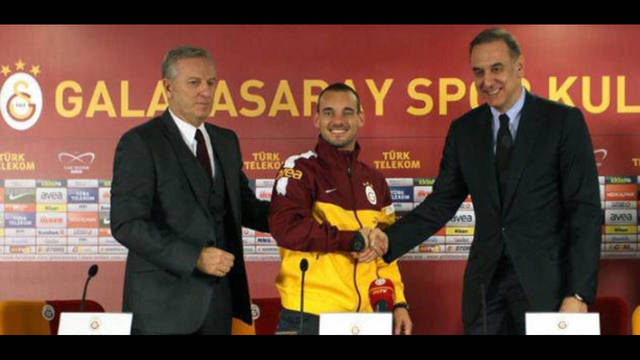 InternaWesley Sneijder 22 enero 2013_31550157