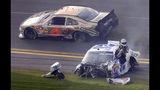 Accidente en Daytona 06