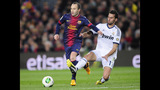 Iniesta vs Arbeloa