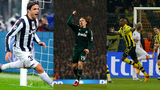 Los mejores goles de la Champions