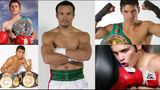 Boxeo: Latinos que darn espectculo