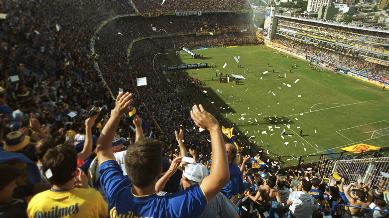 Feliz aniversario al gran Boca Juniors