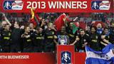 FA Cup: City vs Wigan, mejores momentos