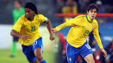 Ronaldinho o Kak, dificil eleccin