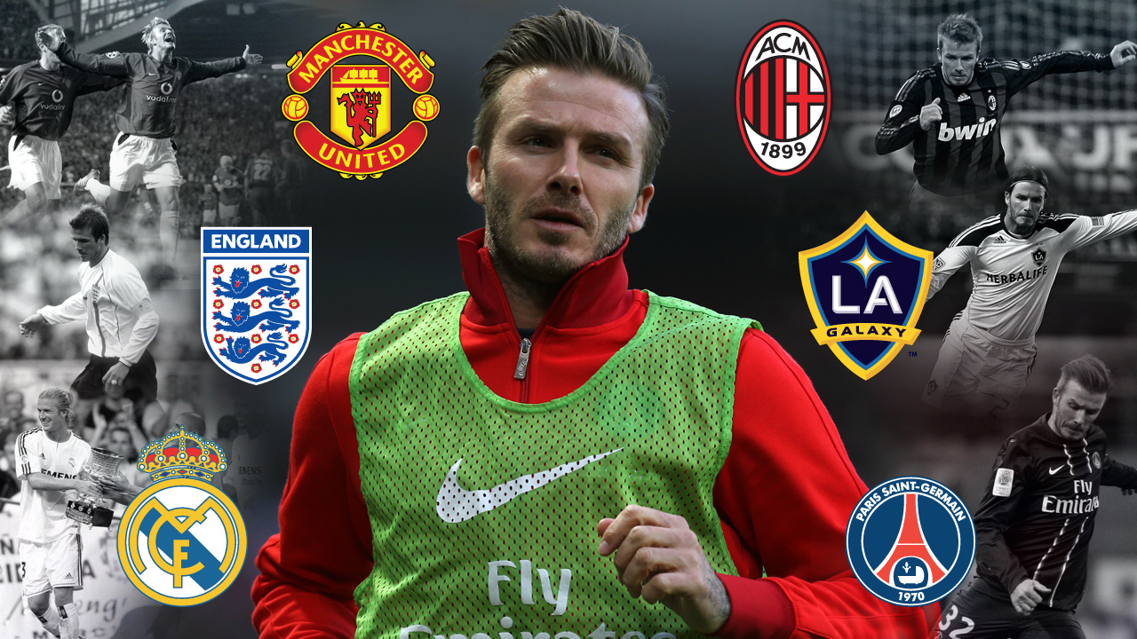 Beckham se va del ftbol