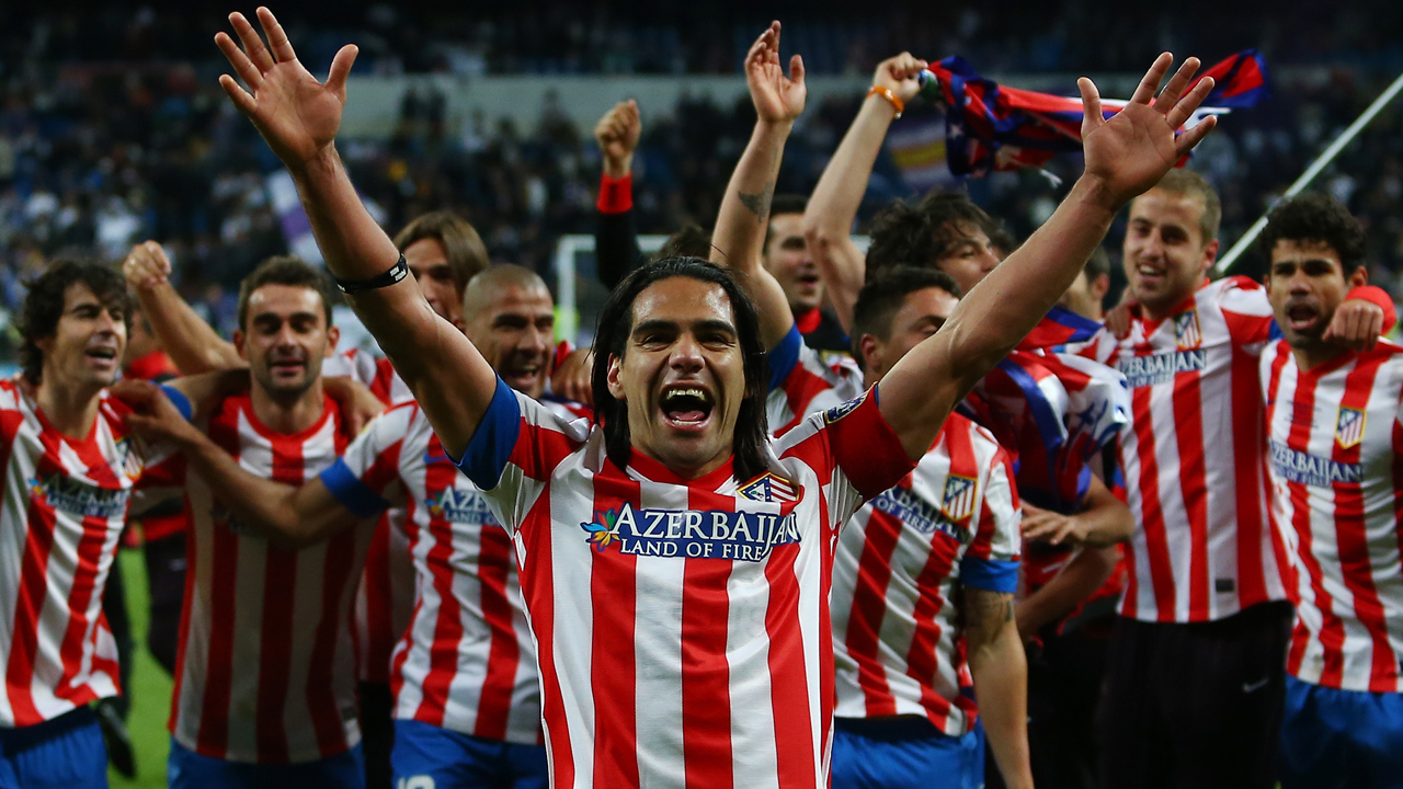 El Atltico conquista la Copa del Rey