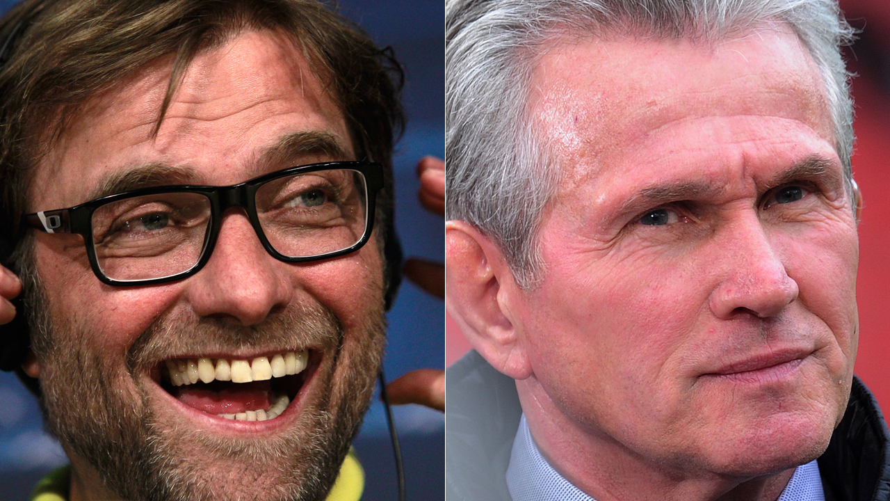 Klopp vs Heynckes, duelo de estrategas