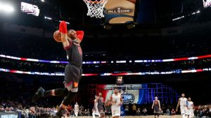 NBA All Star Game: El Oeste se impuso con cascada de puntos