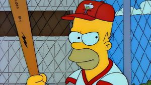 "MLB: El Baseball Hall of Fame homenajeará a ""The Simpsons"""