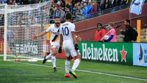 MLS: Los Angeles Galaxy gana a Minnesota United con gol de Giovani Dos Santos incluido