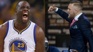 Mayweather vs. McGregor: Figura de la NBA, exhibida por McGregor