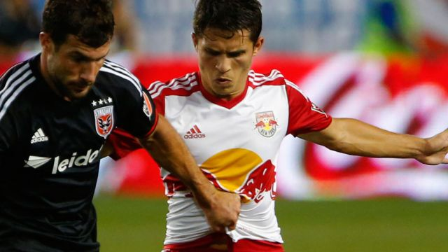 En vivo: DC United vs. NY Red Bulls