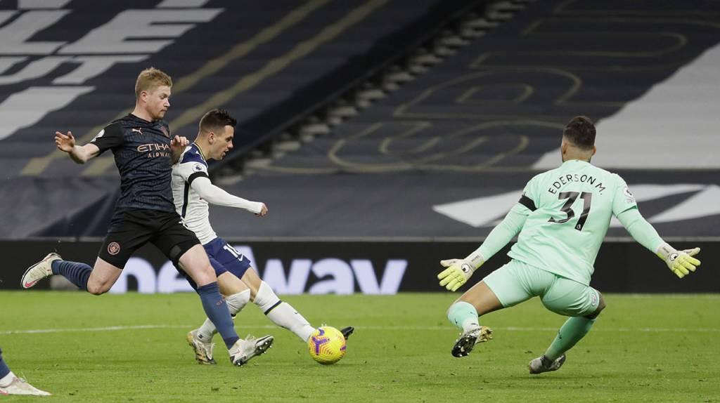 Premier League: Tottenham deshace al City y a Guardiola