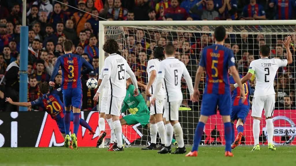 Champions League: PSG y Barcelona, una eliminatoria con historia reciente