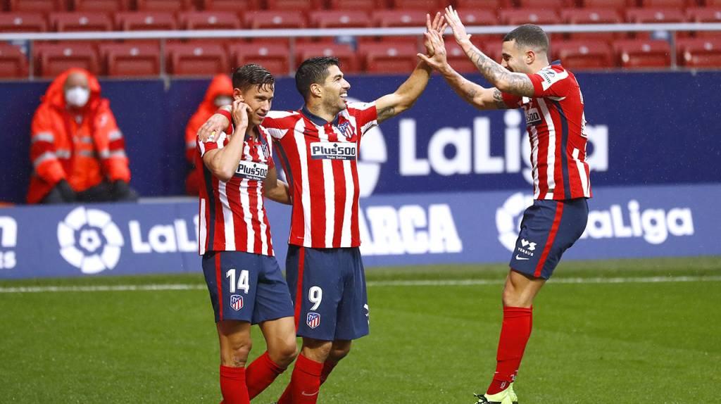 La Liga: Atlético de Madrid y el reto de llegar líder a 2021