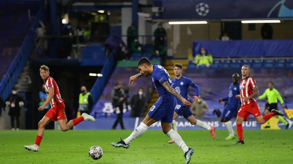 Champions League: La velocidad de Chelsea fulminó al Atlético de Madrid