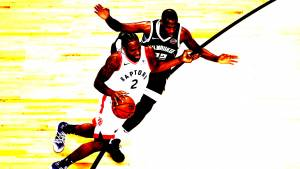 Playoffs NBA: Kawhi Leonard, un héroe habitual