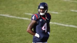 NFL: Las opciones de Deshaun Watson