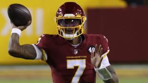NFL: Los Steelers le darán una oportunidad a Dwayne Haskins