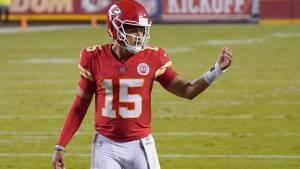 NFL: ¿Preparados Bills?, Patrick Mahomes está listo para jugar el domingo