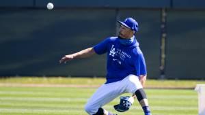 MLB: Los Dodgers se divirtieron con atrapadas de fantasía